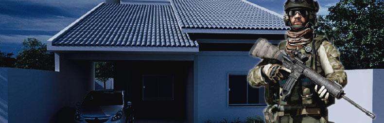 DEHNguard actúa como un guardián protegiendo tu hogar