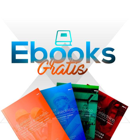 Serie de eBooks: Supresor de picos eléctrico todo lo que necesitas saber