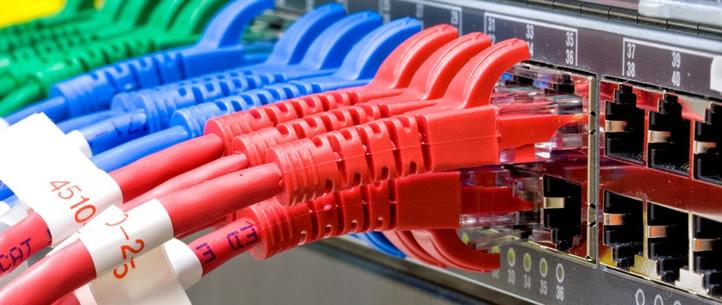 Sistemas VoIP protegidos contra rayos y sobretensiones