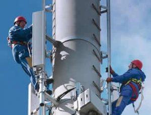 Sistemas específicos - Protegiendo antenas de celulares