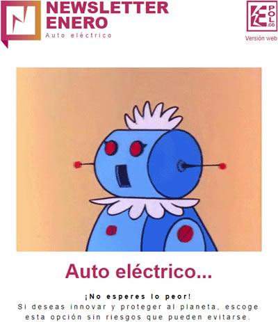 Auto eléctrico…  ¡No esperes lo peor!