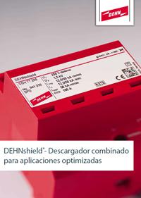 DEHNshield ®- Descargador combinado para aplicaciones optimizadas