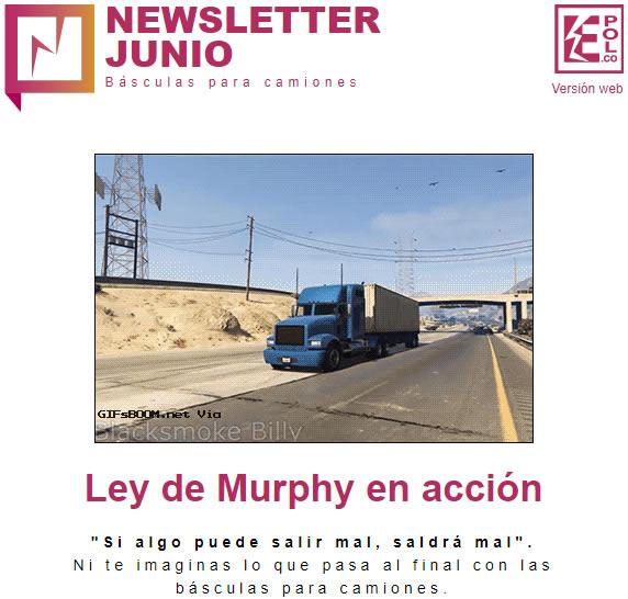 Ley de Murphy en acción