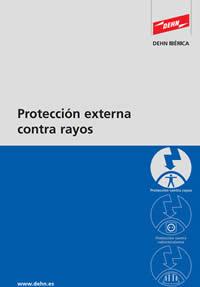 Protección externa contra rayos