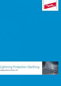 Protección externa contra rayos – Inglés