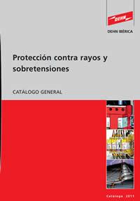 Protección contra rayos y sobretensiones – Catálogo general